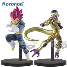 Model-Toys Figurals RORONOA Vegeta Golden Frieza Original Banpresto DBZ God SSGSS Super-Chosenshiretsuden