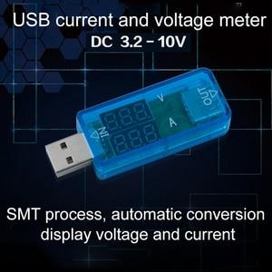 Medidor de corrente do medidor de corrente da tensão do usb medidor de corrente do medidor de corrente da tensão