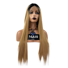 Wigs Human-Hair-Wigs Lace Color Brown with Natural Hairline 10-28inch/Remy/Ombre/Lace-front