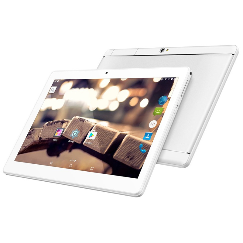Hot New 10 Inch Tablet PC Quad Core 4GB RAM 64GB ROM Android 8.0 GPS Dual SIM Cards 1280*800 IPS 3G Phone Tablet