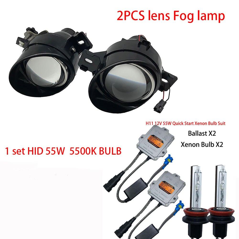For Nissan Qashqai J10 55w Clear Xenon HID Low Dip Beam Headlight Headlamp Bulbs