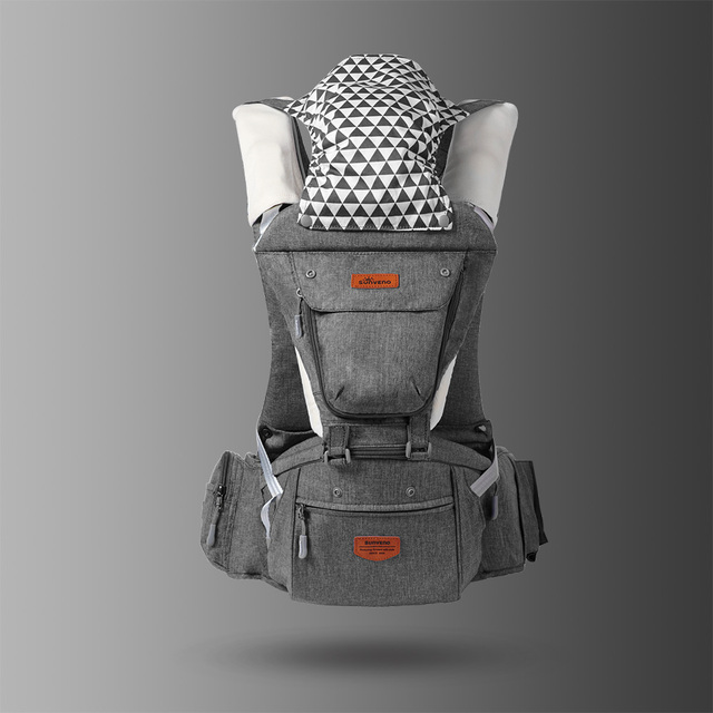 Hipseat Baby Carrier 6