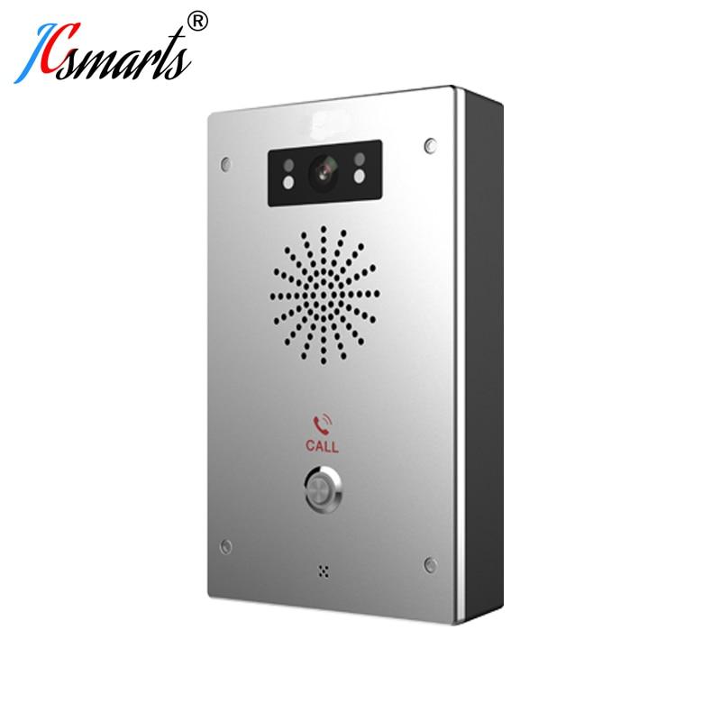 HD Video SIP Phone For Elevator Intercom System