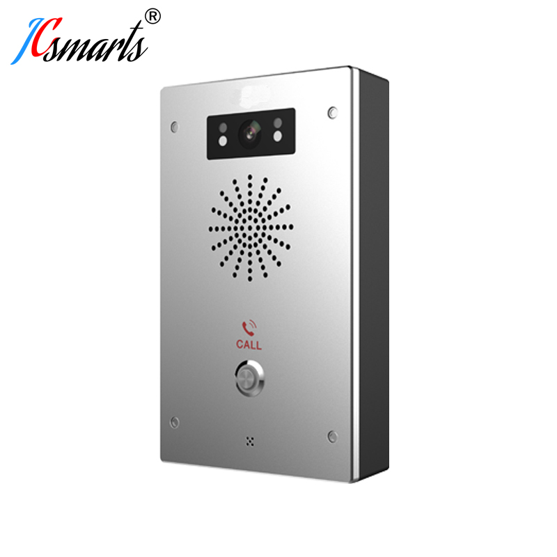 Smart SIP Intercom Video Doorbell Domofon Office Intercomunicador IP Door Camera Video Porteiro Phone Work With IP PBX/ Phone