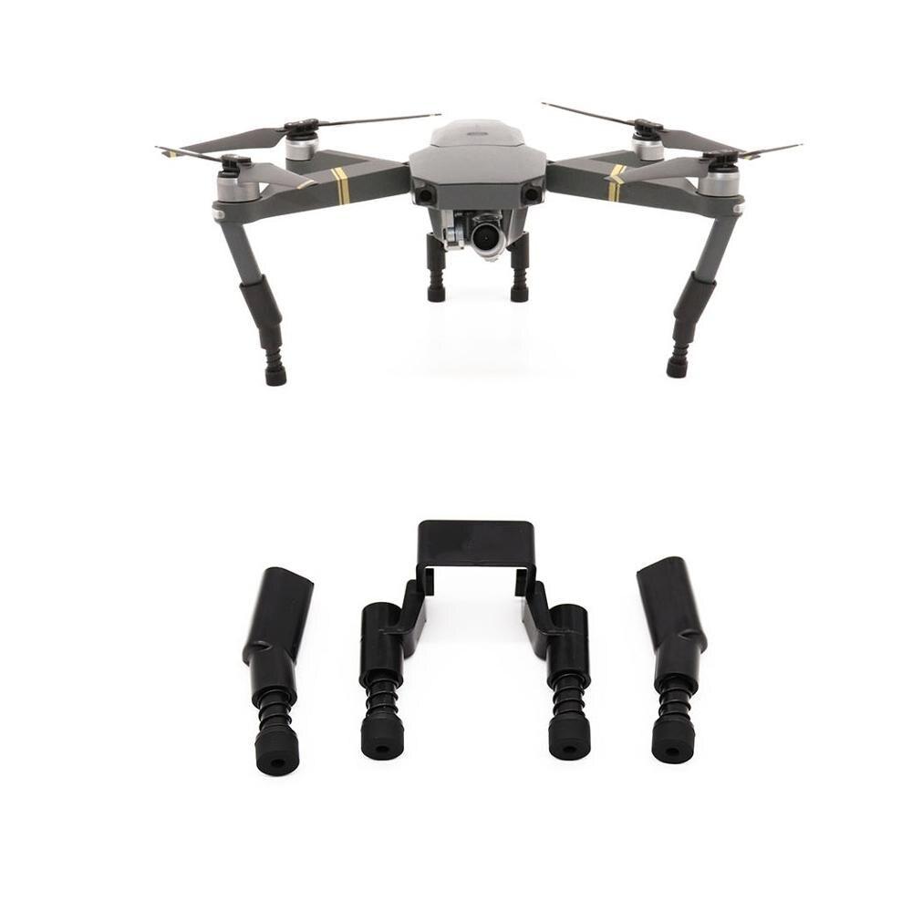 Landing Gear Spring Heighten Protect Feet Bracket For DJI Mavic Pro Platinum Drone Protector Landing Gear Parts Accessories