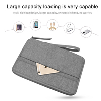 retina ipad Portable Sleeve Bag For ipad Maxbook iPad Pro Retina 7.9-11 Inch Universal Case Cover For Tablet Samsung Huawei HP Dell (5)
