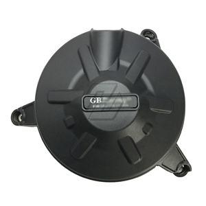 Image 4 - Aprilia RSV4 R 2010 2019 / RSV4 RR 2015 2018 용 GB 레이싱 용 오토바이 엔진 커버 보호 케이스