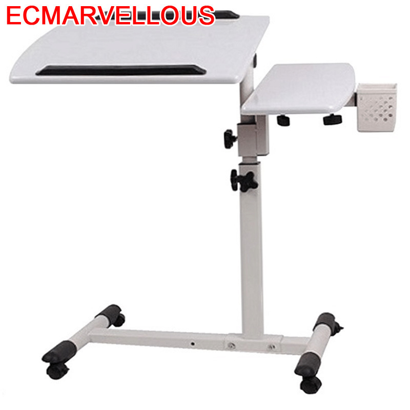 Portable Dobravel Scrivania Ufficio Small Tavolo Mesa Notebook Tafelkleed Laptop Adjustable Tablo Study Table Computer Desk