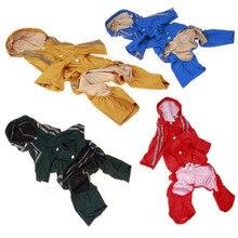 dog raincoat big dog clothes golden hair samosines dog coat big dog raincoat
