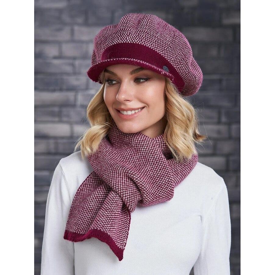 Комплект FARGO 20075 Медэя|Женские шарфы| | АлиЭкспресс