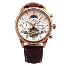 Waterproof Mechanical Luxury Watch Multi-function Automatic