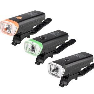 Bicycle Light Smart Sensing He