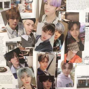 6pcs/set NCT DREAM Signature Photocard