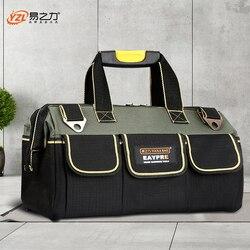 Водонепроницаемые дорожные сумки мужские сумки через плечо сумки для инструментов большая емкость сумка для инструментов Аппаратные сред...