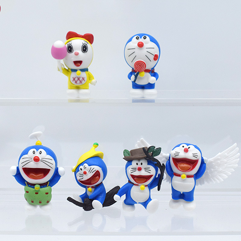 6-pcs-doraemon-doll-doll-font-b-marvel-b-font-christmas-gift-action-figure-toys-figurals-model-kids-dolls