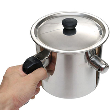 1.5L Bee Wax Stainless Steel Beeswax Melting Pouring Pot Beekeeping Melting Equipment Set Melting Tank Beekeeper for Beeworking 2016 new dental 4 well pot for melting lab equipment analog digital wax heater