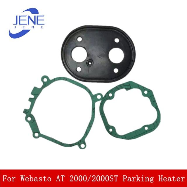 Substituído kits de serviço do calefator do estacionamento 1pcs queimador gaxeta + 1pcs junta do motor + 1 kit de montagem apto webasto em 2000/s/2000st