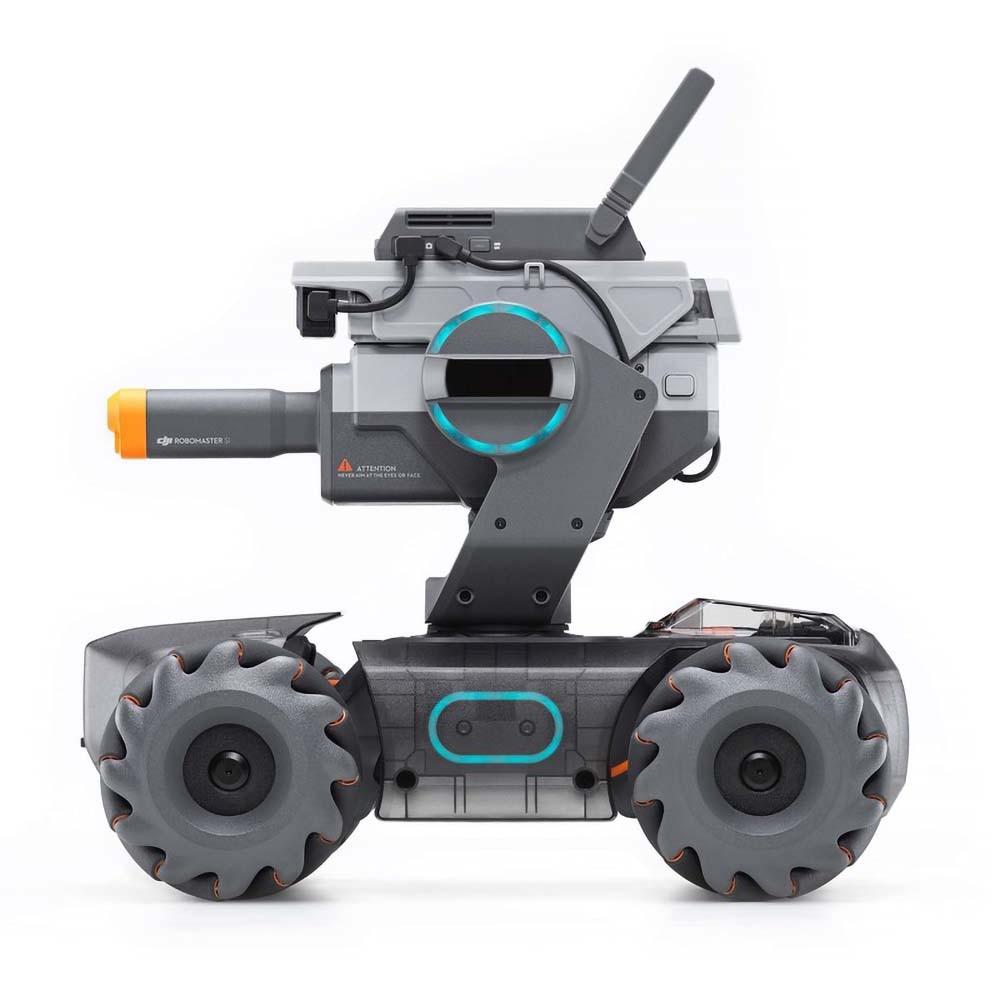Robomaster S1 Intelligente Pädagogisches RC Roboter 4WD HD FPV APP Control mit AI Module Unterstützen Scratch 3,0 Python Programm DIY - 5
