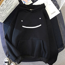 Dream SMP – sweat à capuche en coton et Polyester, vêtement imprimé à la mode
