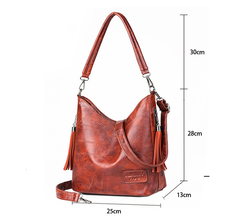 Hcb3929dff4bb461db9622dabc4ef21f6H - Luxury Handbags Women Bags   Female Leather Shoulder Bag Vintage Top-handle Bags Vintage Casual Tote Bag Female New