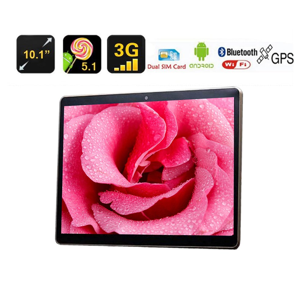 <font><b>10</b></font>.1 inch <font><b>Tablet</b></font> <font><b>PC</b></font> Octa Core 4GB RAM 64GB ROM Dual SIM Cards 3G WCDMA for <font><b>Android</b></font> 7.0 GPS <font><b>Tablet</b></font> <font><b>PC</b></font> <font><b>10</b></font> image