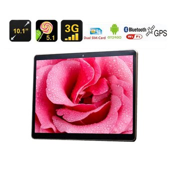 10.1 inch Tablet PC Octa Core 4GB RAM 64GB ROM Dual SIM Cards 3G WCDMA for Android 7.0 GPS Tablet PC 10 ips tablet octa core 10 inch 6g ram 128gb rom 2 in1 tablet with phone ful hd tablet pc google play android 8 0 nougat 10 10 1