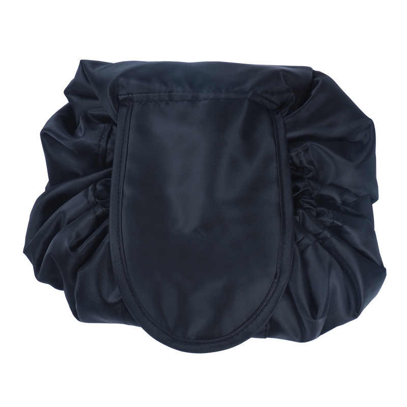 עצלן נשים שרוך תיק קוסמטי אופנה נסיעות איפור תיק מארגן איפור מקרה אחסון פאוץ מוצרי טואלטיקה יופי ערכת לשטוף תיק