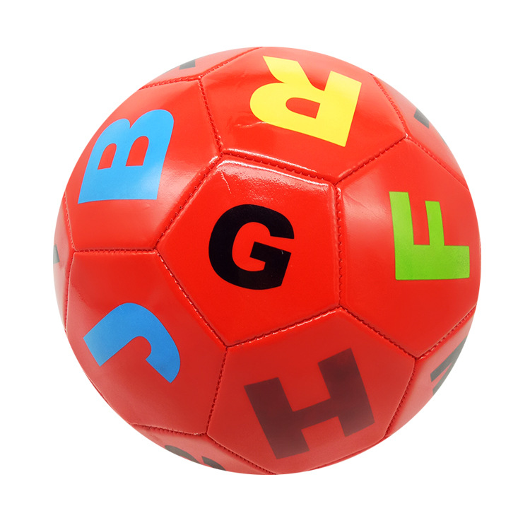 Manufacturers Direct Selling PVC5 No. Football Gift Decoration School Gymnastics Performance For Ball Currently Available A Gene