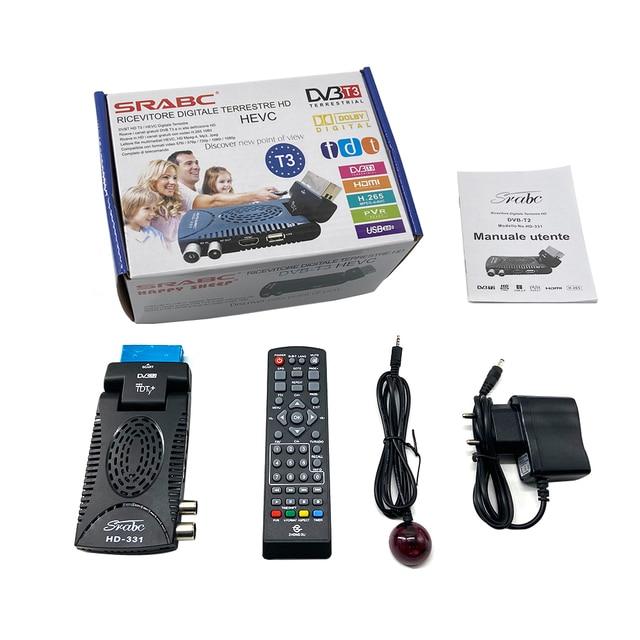 Wifi Antenne DE DVB-T2//Kabel FULL HD TV Terrestrischer Receiver PVR H.265 HEVC