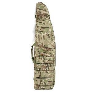 Image 2 - 118 Cm 98Cm Hoge Dichtheid Nylon Rifle Case Tas Tactische Militaire Bag Airsoft Holster Gun Bag Rifle Accessoires Jacht rugzak