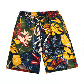 2020 New Summer Men Board Shorts Swimwear Beach Shorts Mens Swimming Shorts Fashion Quick Dry Shorts Linen Mens Shorts Surf 4XL фото