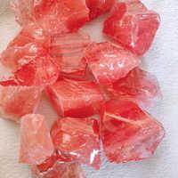 Rosso Minerale Cristalli Pietre Preziose Pietra Naturale Quarzo Piedras Naturales Y Minerales Artificiale Complementi Arredo Casa Minerali Pietra Serbatoio di Pesce