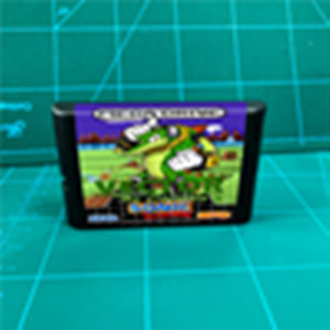 Image 1 - The Vector in Soniced Game the Hedgehog   16 bit MD Games Cartridge For MegaDrive Genesis console