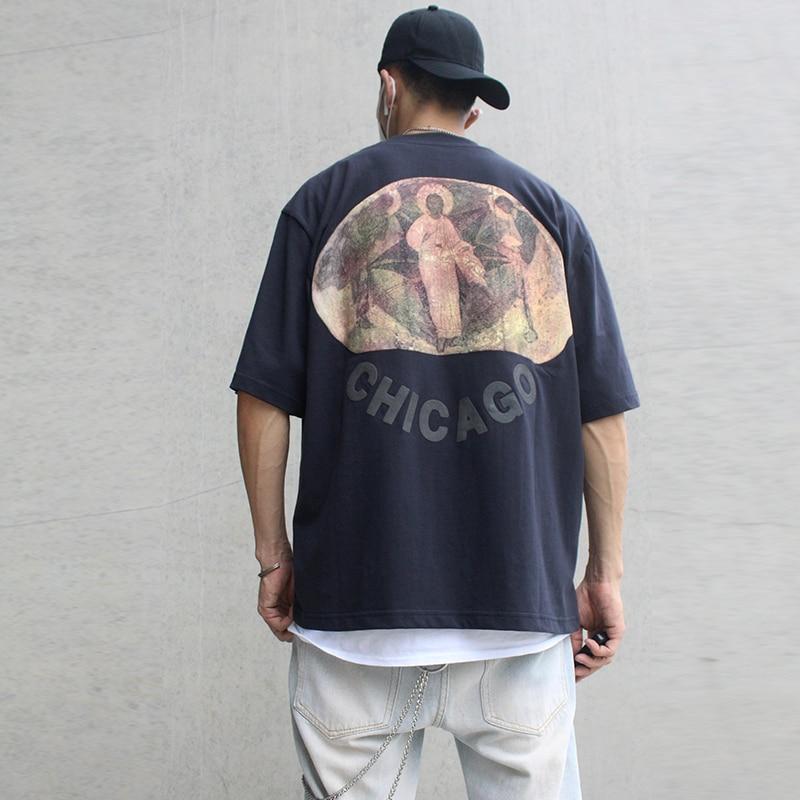 Jesus Is King Kanye West Stranger Things Vintage T Shirt  4