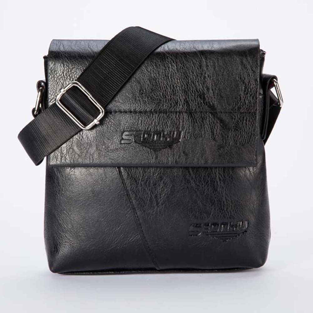 Men Fashion Business Handbag Shoulder Bag Tote Flap Bag Chest Bag Casual Man Handbags Leather Bag Briefcases Business Office