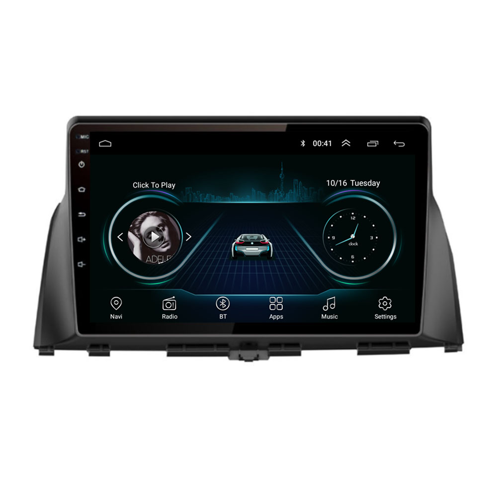 quad core Android 8.1 For KIA optima K5 2016 2017 2018 Multimedia Stereo Car DVD Player Navigation GPS Radio image