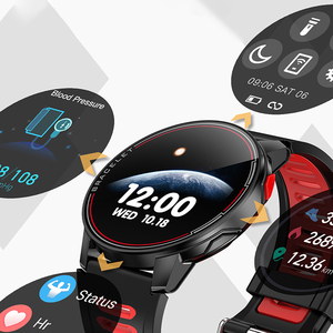 Image 5 - S20 IP68 Waterproof Smart Watch Fitness Tracker Heart Rate Monitor Smart Clock Men Women New Smartwatch For Android IOS