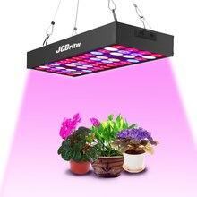 Светодиодная панель JCBritw для выращивания растений, полный спектр, с УФ ИК-цепочкой ромашки, профессиональные лампы для гидропонных систем, п...