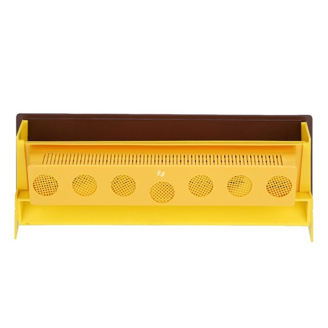 Multifunctional Pollen Collector Removable - Ventilated Pollen Tray  4