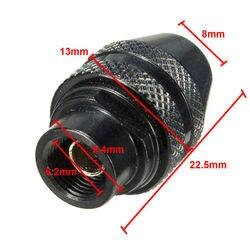 Multi-mandrin changement rapide adaptateur foret pour Dremel Kit d'accessoires rotatifs 8mm