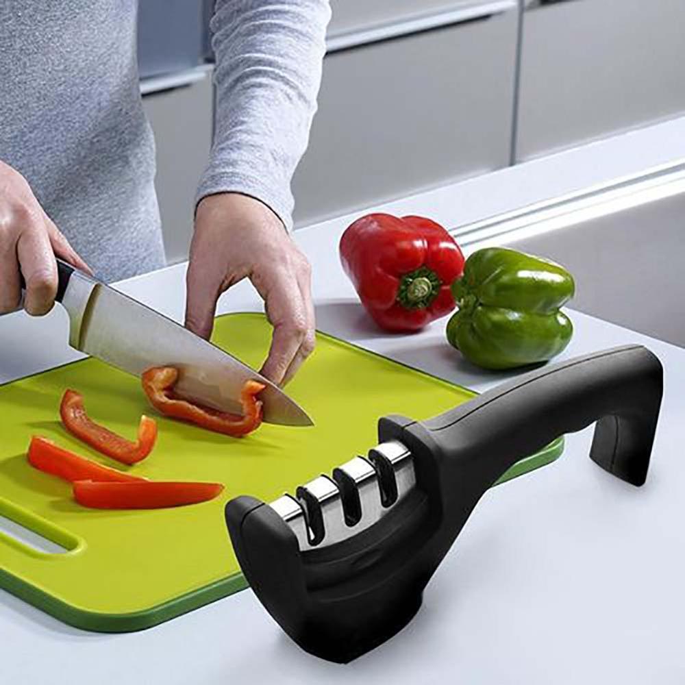 Knife Sharpener 3 Stages Professional
