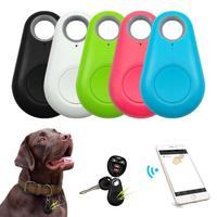 1PC Bluetooth Tracker Key Finder Smart Anti dispositivo perso tag GPS Keyfinder allarme per bambini Pet Dog Cat portafoglio borsa Tracker