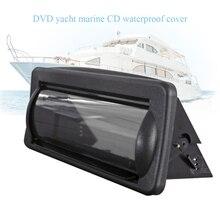 Водонепроницаемая колода морской лодки радио dvd-аксессуары CD плеер рамка легко установить защитный чехол влагостойкость карман