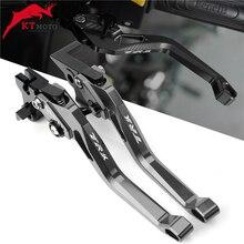 For Benelli TRK502 trk 502 2017 2018 Latest high quality Motorcycle CNC 5D Adjustable Brake Clutch Levers