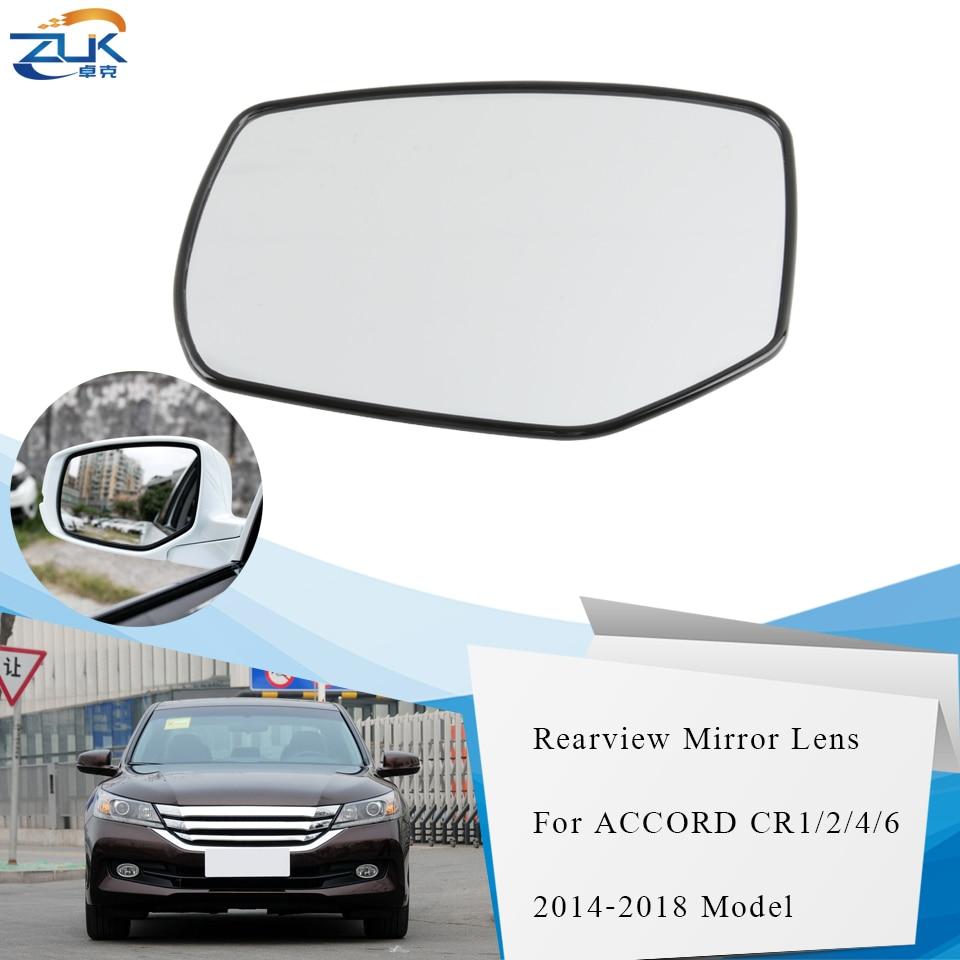 2014-2015 HONDA ODYSSEY Convex Passenger Side Power Replacement Mirror Glass Heated