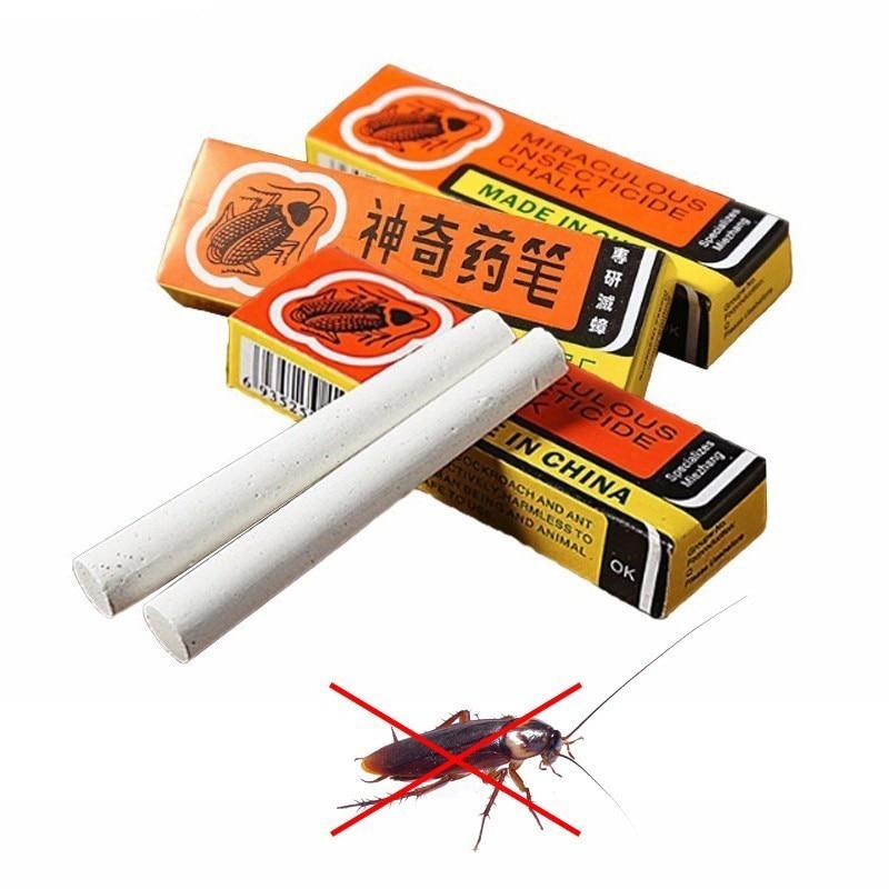 2019 New Repellent Pen Kill Cockroach Medicine Chalk Capture Repellent Pen Household Addition Ants Powder Magic Extinguish Pen