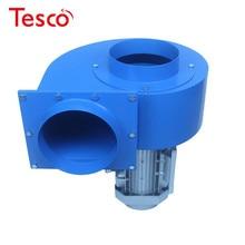 цена на super Heat-resistant fan blower 200mm diameter pipe high CFM centrifugal fans blower 380v 3ph oven