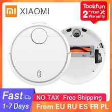 2021 xiaomi original mijia robô aspirador de pó para casa automático varrendo poeira esterilizar inteligente planejado wifi app controle remoto