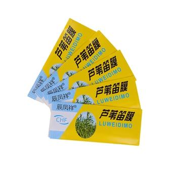 1Pc/5Pcs Natuurlijke Bamboe Fluit Chinese Fluit Membraan Dizi En Metalen Flauta Membraan Groothandel Dimo Speciale