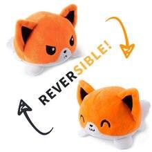 Anime de pelúcia engraçado meninas plushie kuscheltier dupla face polvo de pelucia reversivel brinquedos petits animaux pulpo decoração de casa